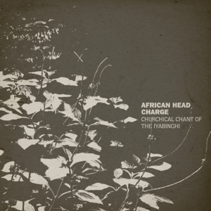 African Head Charge - Peace and Happiness