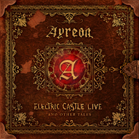 Ayreon - Electric Castle Live and Other Tales artwork