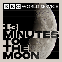Podcast cover art for 13 Minutes to the Moon