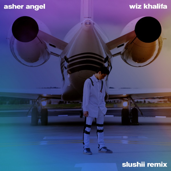 One Thought Away (feat. Wiz Khalifa) [Slushii Remix] - Single