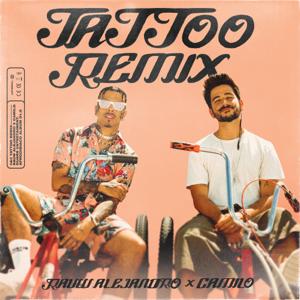Rauw Alejandro & Camilo - Tattoo (Remix)
