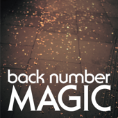 MAGIC - back number Cover Art