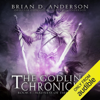 Brian D. Anderson - The Godling Chronicles: Madness of the Fallen, Book 5 (Unabridged)  artwork