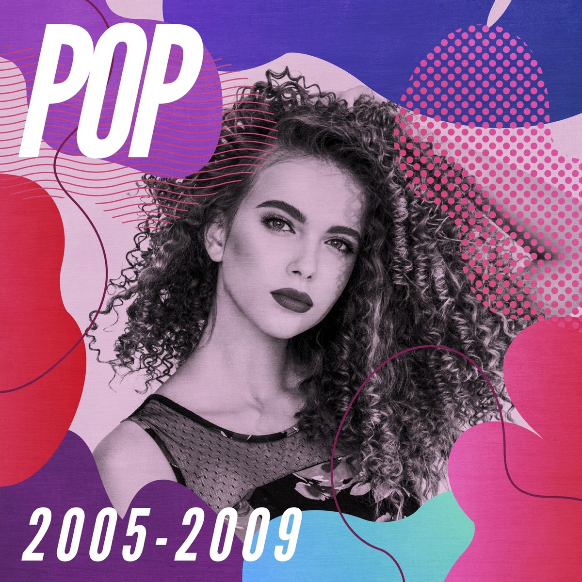 Pop 2005-2009 Album Cover by Various Artists