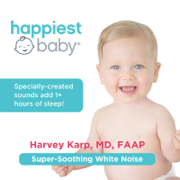 The Happiest Baby On the Block: Soothing White Noise Sleep Sounds - Dr. Harvey Karp - Dr. Harvey Karp