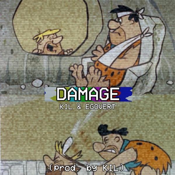 DAMAGE (feat. EGOVERT) - Single