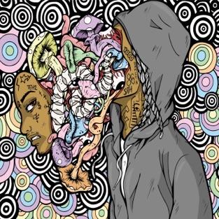 Nef The Pharaoh - Mushrooms & Coloring Books m4a Album Download