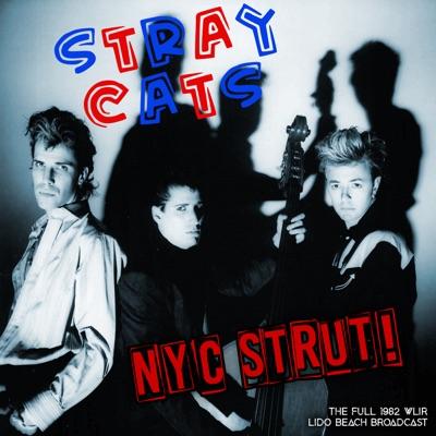 NYC Strut (Live 1982) - Stray Cats