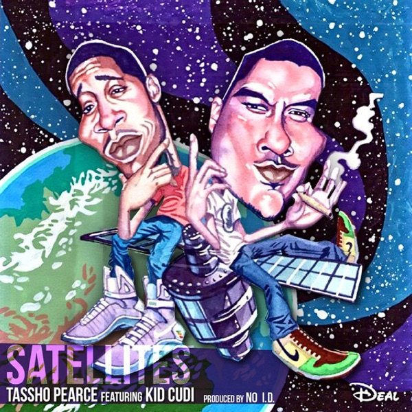Satellites (feat. Kid Cudi) - Single