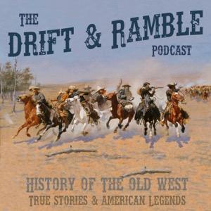 Skinwalkers - Drift & Ramble Podcast | Lyssna här | Poddtoppen se