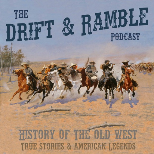 Cover image of Drift & Ramble Podcast