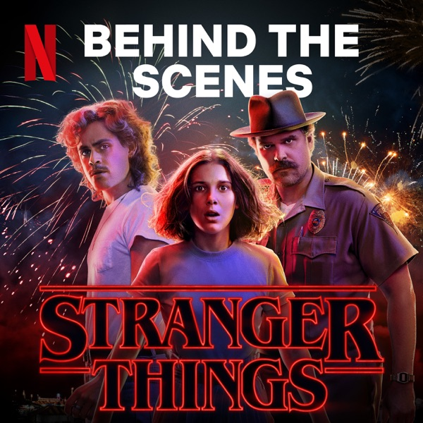 Behind The Scenes: Stranger Things 3
