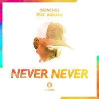Never Never (Record Mix) - DRENCHILL - INDIIANA
