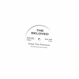 The Beloved - Ease the Pressure (Derrick Carter & Chris Nazuka Red Nail Remixes) - EP