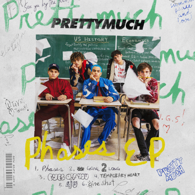 Gone 2 Long - PRETTYMUCH song