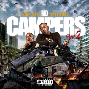 Kingy Flay - No Campers, Vol. 2