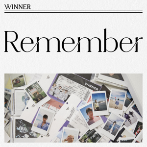 WINNER - Remember
