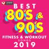 Best 80's & 90's Fitness & Workout Songs 2019 (Non-Stop Workout Mix) - Power Music Workout