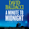 David Baldacci - A Minute to Midnight  artwork