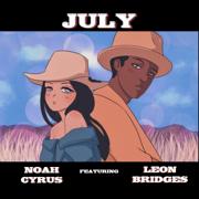 July - Noah Cyrus & Leon Bridges