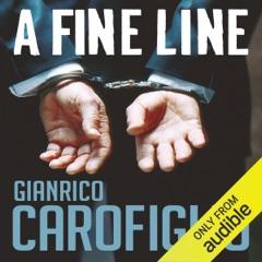 A Fine Line: Guido Guerrieri Series, Book 5 (Unabridged)