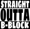 Straight Outta B-Block (feat. Lybra B and J-Eezy) - Single, Ras Ruffas