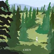 April, and a flower - The 1st Mini Album - CHEN - CHEN
