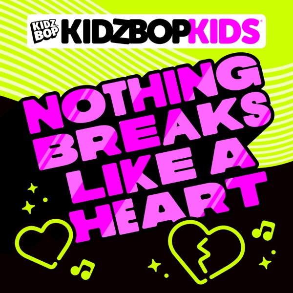 Nothing Breaks like a Heart - EP