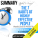 Ant Hive Media - Summary of Steven R. Covey's The 7 Habits of Highly Effective People: Powerful Lessons in Personal Change (Unabridged)