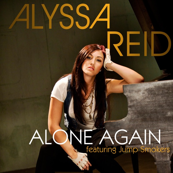 Cover art for Alone Again