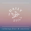 The Daily Still - Calming Fear and Anxiety (Guided Christian Meditation) artwork