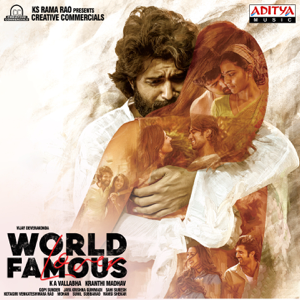 Gopi Sundar - World Famous Lover (Original Motion Picture Soundtrack)