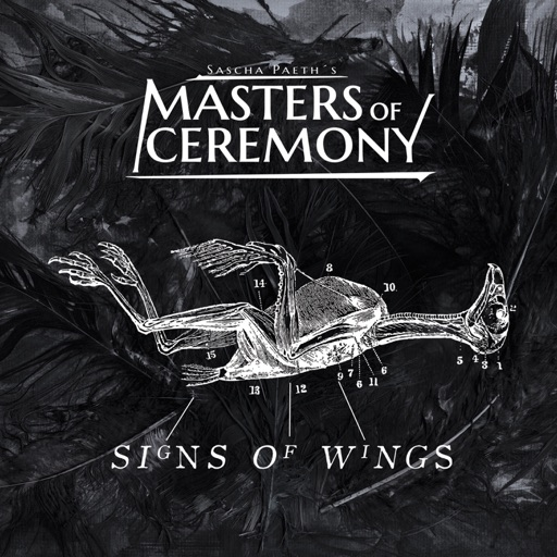 Art for The Time Has Come by Sascha Paeth's Masters of Ceremony