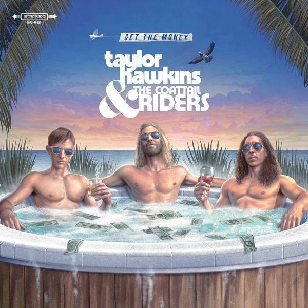 Taylor Hawkins And The Coattail Riders - Crossed The Line
