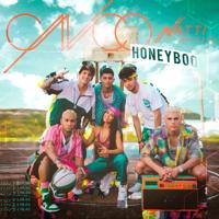 CNCO & Natti Natasha - Honey Boo artwork