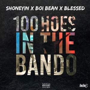 rrgblessed - 100 Hoes in the Bando feat. Boi Bean & Shoneyin