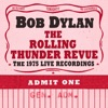 The Rolling Thunder Revue: The 1975 Live Recordings ジャケット写真