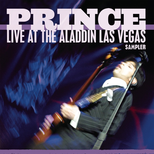 Live at The Aladdin Las Vegas Sampler - EP