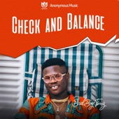 Bad Boy Timz - Check and Balance