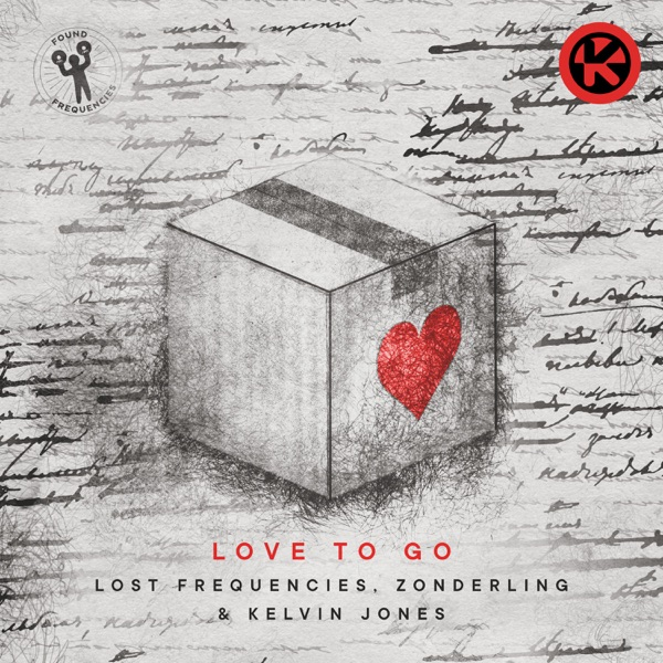 LOST FREQUENCIES & KELVIN JONE LOVE TO GO
