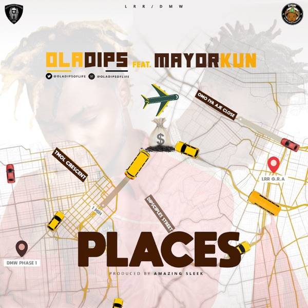 Places (feat. Mayorkun) - Single