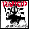 Rancid - ...And out Come the Wolves artwork