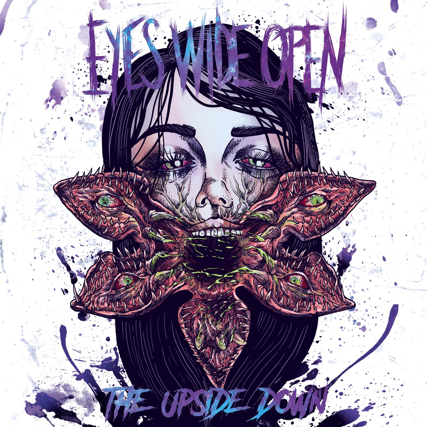 Eyes Wide Open - The Upside Down (2019)