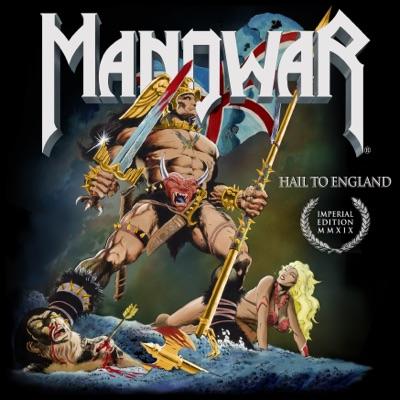 Hail to England Imperial Edition MMXIX - Manowar
