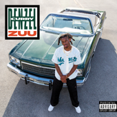 SPEEDBOAT - Denzel Curry Cover Art