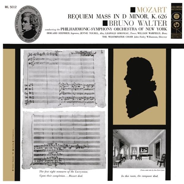 Mozart: Requiem Mass in D Minor, K. 626 (Remastered)