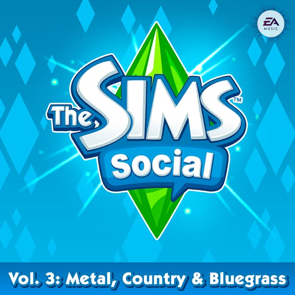 The Sims Social, Vol. 3: Metal, Country & Bluegrass