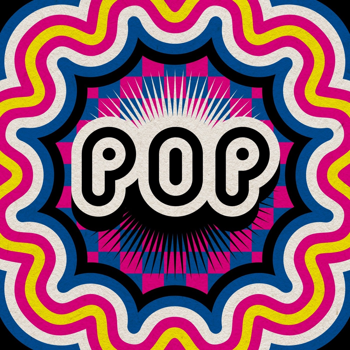 Pop Album Cover by Various Artists