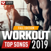 Power Music Workout - Workout Top Songs 2019 - Fall Edition (Gym, Running, Cycling, Cardio, And Fitness) artwork