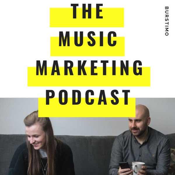 The Music Marketing Podcast | Listen Free on Castbox